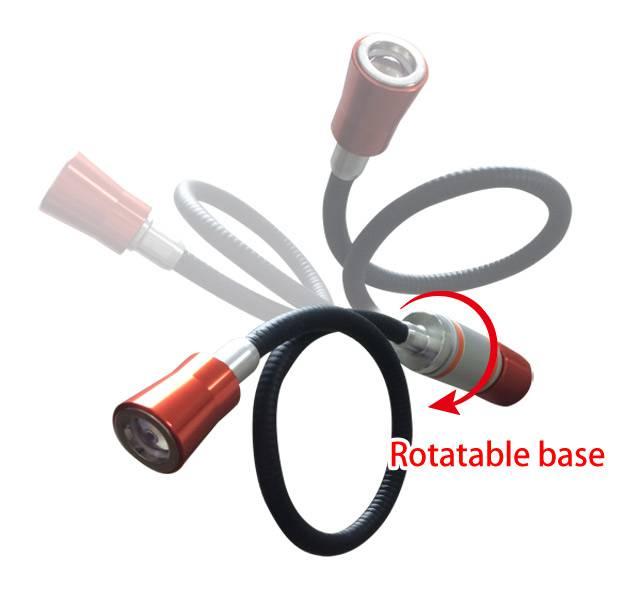 Bendable LED Flashlight