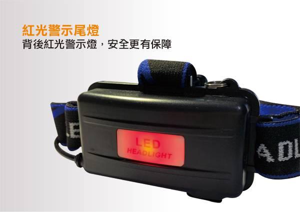 5W強光變焦LED頭燈