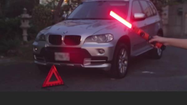 7W Rechargeable COB Folding LED Work Light