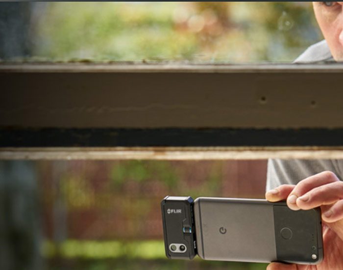FLIR ONE Pro LT手機專用紅外線熱像儀應用