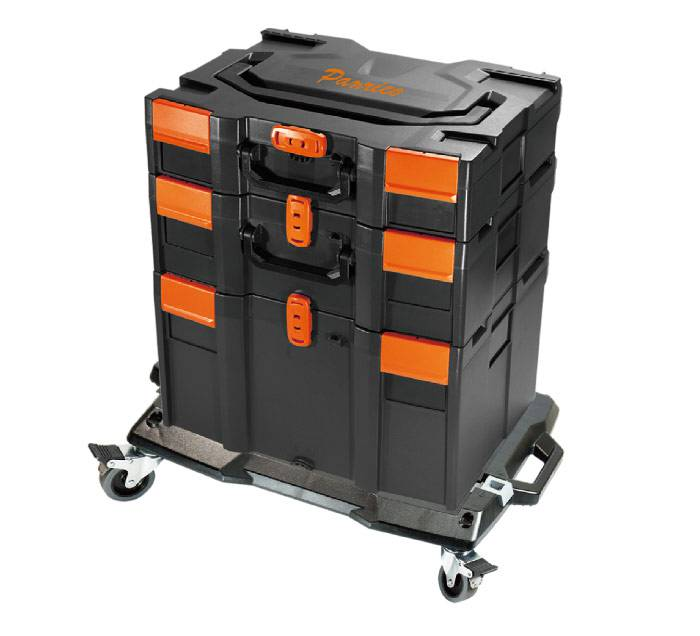 Technician Portable Tool Organizer Storage Box Stacking Tool Box