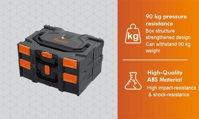Technician Portable Tool Box Organizer