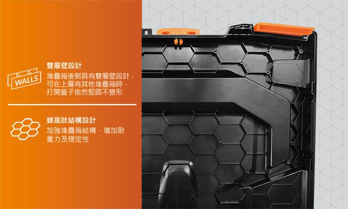 堆疊工具箱 可堆疊系統工具箱 組合式工具箱 含台車 烏龜車 台灣製造