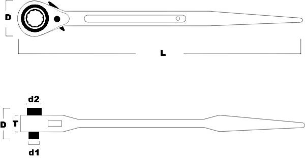 兩口自動尖尾棘輪梅花扳手 建築用尖尾自動梅花板手 兩口自動梅花板手 尖頭板手 台灣製造