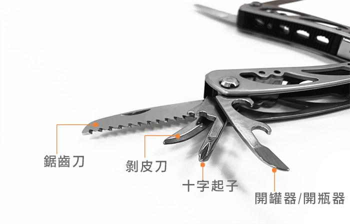 不鏽鋼多功能工具鉗 多功能蝴蝶工具鉗 不銹鋼多功能鉗 萬用刀 戶外釣魚露營