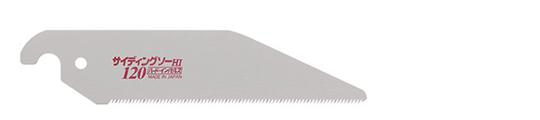 日本Z牌矽酸鈣板.石膏板專用手鋸鋸刃120mm