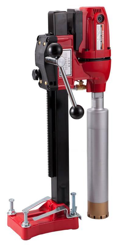 台灣製造4吋鋼筋混凝土鑽孔機 冷氣洗孔機 水泥洗洞機 牆壁洗孔機