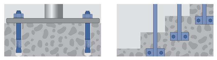 瑞士原裝 拉脹式安卡 拉脹式錨栓 MSD