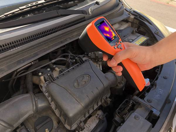 紅外線熱感應器