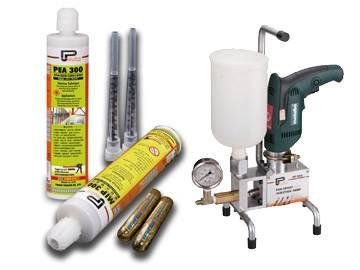 結構補強材料 / 防水止漏建材工具