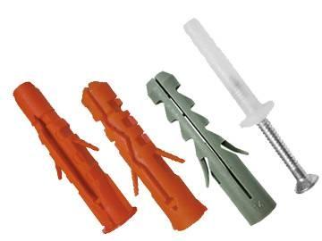 塑膠壁虎/尼龍快速釘