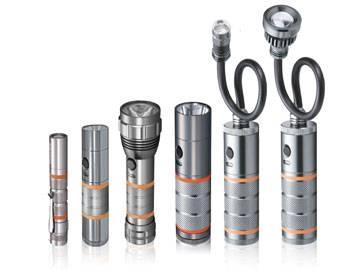 手電筒 / LED 燈 / LED工作燈