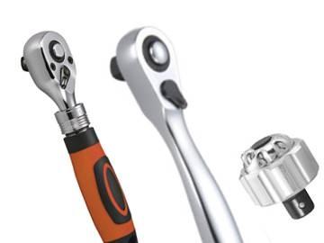 Ratchet Wrench / Ratchet Screwdriver Handle