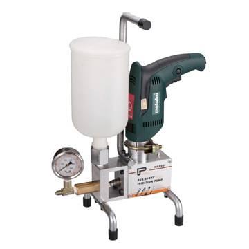 手提式电动高压灌注机 高压灌浆机 高压注浆机 台湾制造
