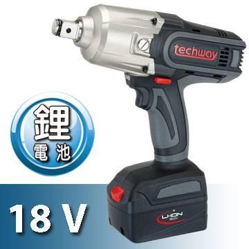 台湾制造18V高扭力冲击式电动套筒扳手机 6分强力型冲击扳手机 充电式套筒扳手