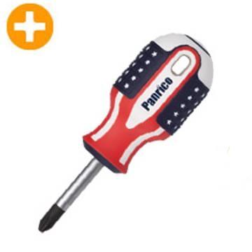 专业级美国旗十字螺丝起子 螺丝批 螺丝刀 螺丝旋具 十字#2 38mm长