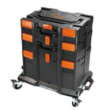 Detach Box Technician Portable Tool Organizer Storage Box Stacking Tool Box