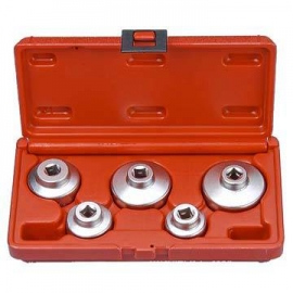 5pcs Oil Filter Cap Wrench Set