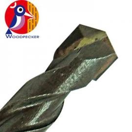 啄木鸟六角轴双沟水泥钻尾 双沟槽六角柄水泥钻头 双沟六角轴钻头 4mm