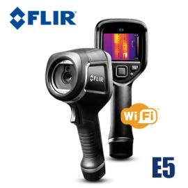 FLIR E5 Wifi红外线热像仪 红外线热影像仪 热感应镜头 热显像仪 公司货再加赠E5备用电池