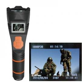 Police Equipment LED Flashlight Torch Camera Video Recorder