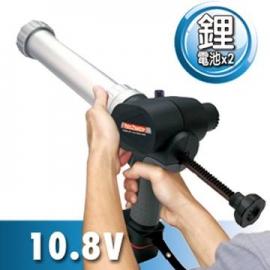 600ml雙鋰電可變速矽膠槍 電動矽利康槍 充電矽力康槍 充電矽膠槍 充電施工槍