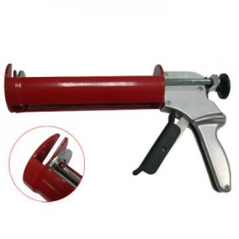 丹麦进口铁制专业硅利康枪 铁制专业硅力康枪 铁制专业植筋胶枪 铁制专业植筋枪