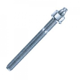镀锌螺栓 专业固定系统 化学锚栓安装配件植筋胶和化学锚栓专用特殊用螺栓