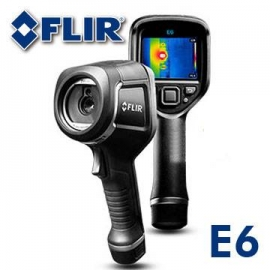 FLIR E6 Wifi紅外線熱像儀 紅外線熱影像儀 熱感應鏡頭 熱顯像儀