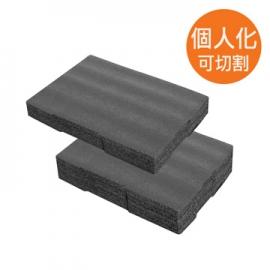 個人化可切割海綿 堆疊系統工具箱專用配件 台灣製造