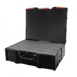 中堆疊工具箱 可堆疊系統工具箱 含可切割個人化海棉 台灣製造