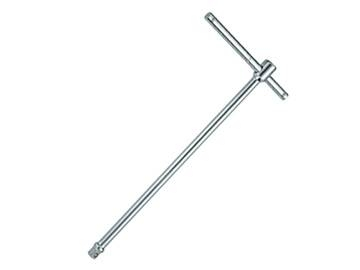 T-Handle Sliding Wobble CR-V Socket Wrench
