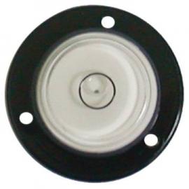 360度圆形水平仪 360度圆形水平尺 单球机械水平尺 高精密水平仪 台湾制造