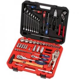 72件式起子套筒手工具組 72件工具套裝組 72件套組合工具組 72件套筒汽車維修套裝組 72件多功能螺絲刀組合套裝