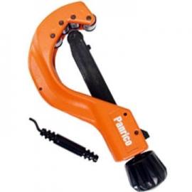 伸缩式切管刀 铜管切刀 铝管铜管切管器 附管口修边刮刀 6-67mm