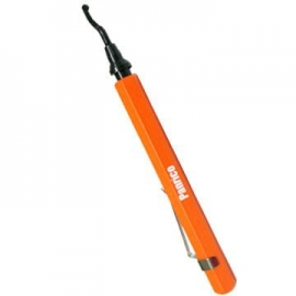 銅管刮刀 管口修邊刮刀 毛邊刮除器 修邊器 銅管去毛刺刮刀 10x120mm