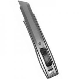 专业用18mm锌合金大型美工刀 台湾制造