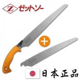日本原廠正品 日本Z牌300mm PVC水管鋸塑膠管鋸+塑膠管鋸鋸片替刃 適切割塑膠水管直徑200mm