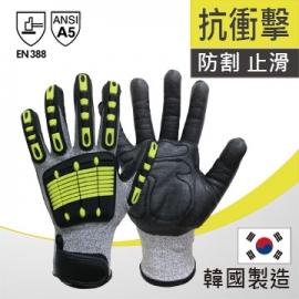防割耐磨抗冲击手套 可触控防切割防滑手套ANSI A5及EN388 4X42E防切割等级