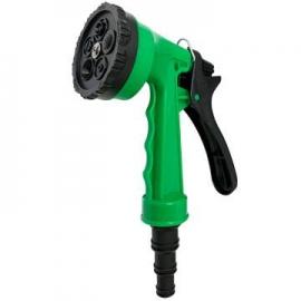 台湾制造 5段式多用途喷水枪 喷水器 洒水枪 洗车 浇花 居家清洗