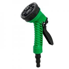 台湾制造 6段式多用途喷水枪 喷水器 洒水枪 洗车 浇花 居家清洗