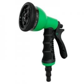 台湾制造 7段式多用途喷水枪 喷水器 洒水枪 洗车 浇花 居家清洗