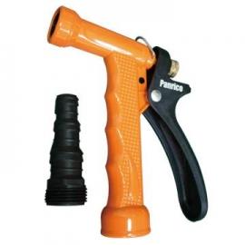 高級PE噴水槍 噴水器  洗車水槍 家用噴水槍 刷車噴水槍 單段式附ABS接頭