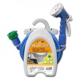 日式10M壁挂手提水管车 水管收纳架 园艺水枪滚动条组