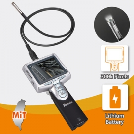 Portable Industrial Endoscope Borescope Camera Waterproof Video Borescope