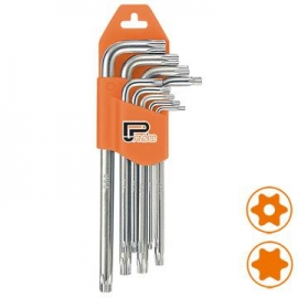 9pcs Star Key Wrench Set / Tamper Star Key Wrehcn Set