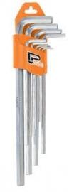 9pcs Short / Long / Extra Long  Hex Key Wrench Set